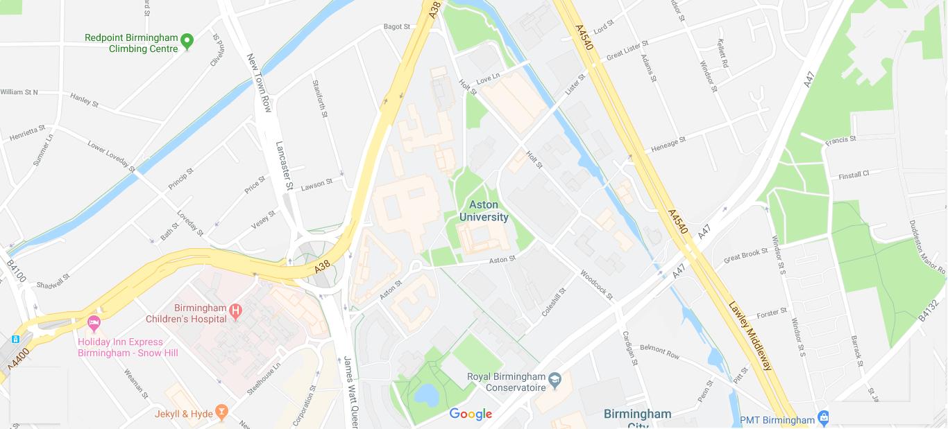 Office Relocation Companies Aston Birmingham