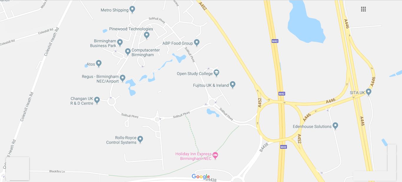 Office Relocation Birmingham Business Park