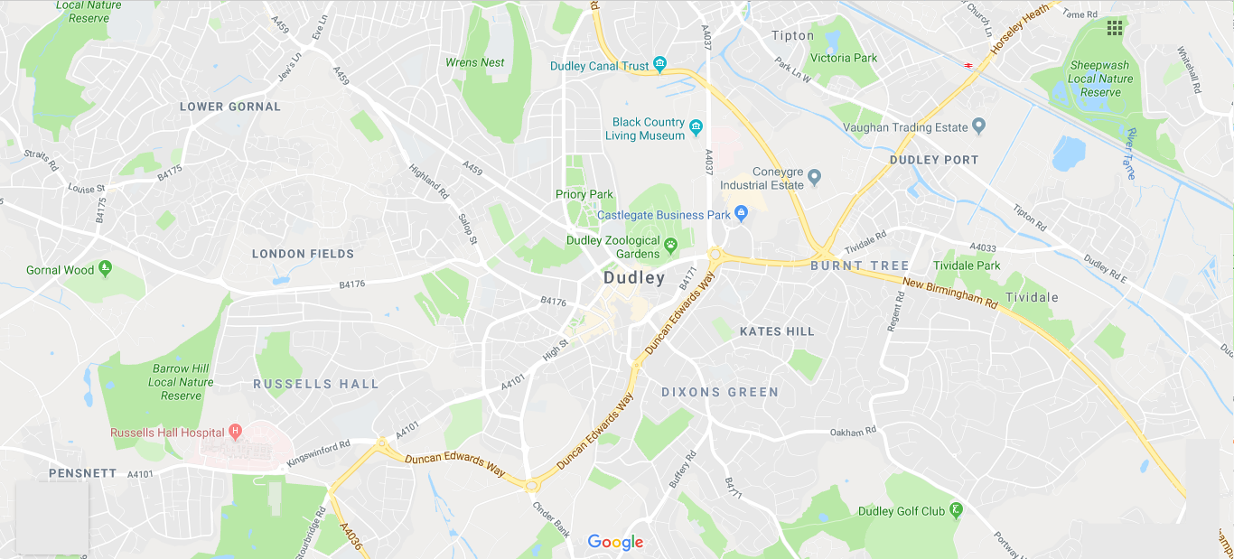 Commercial Re-Location Companies Dudley UK